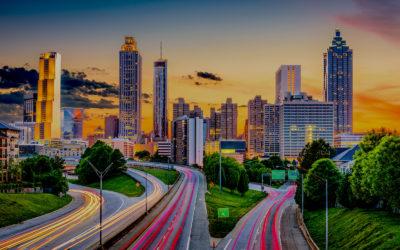 Hello, Atlanta!