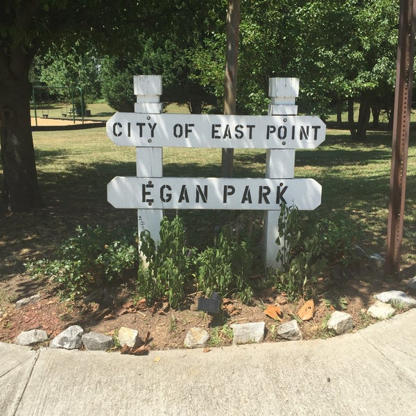 Have You Heard of Egan Park?